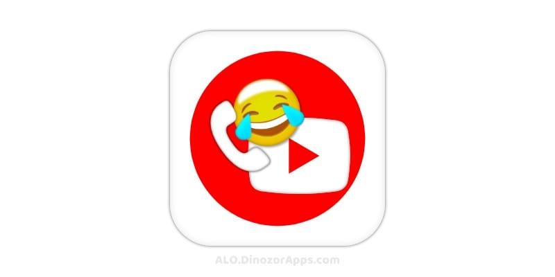Youtube üzerinden telefon şakası